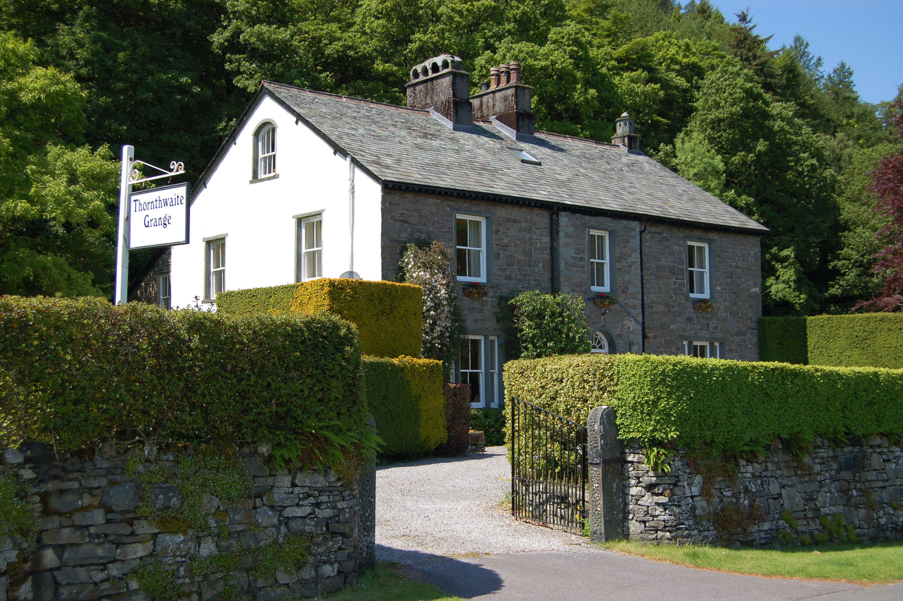 Bed And Breakfast In The Lake District Keswick